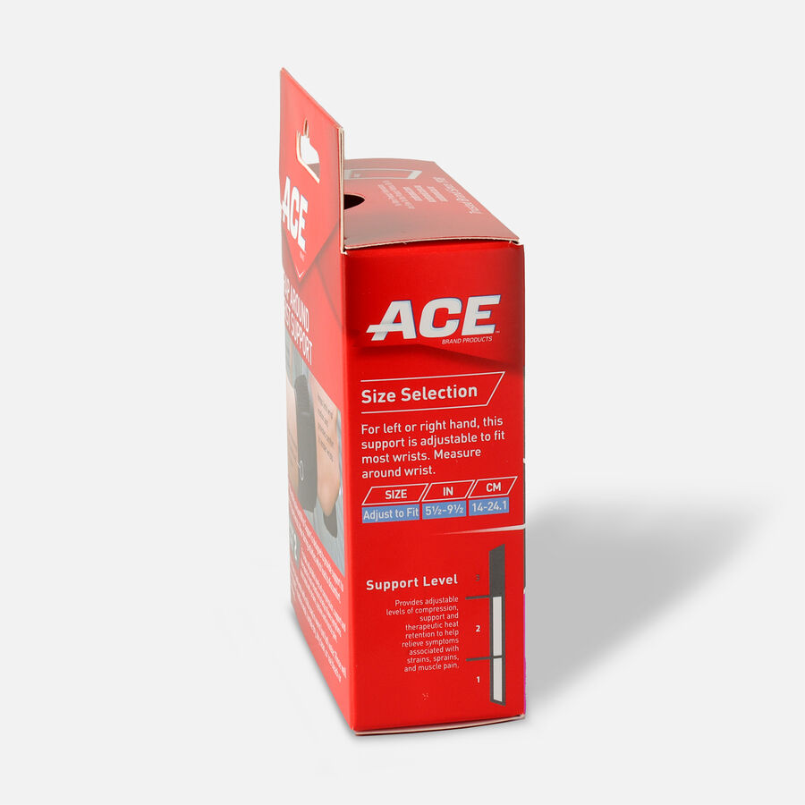 Ace Wrap Around Wrist Support, , large image number 2