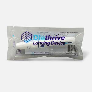 Diathrive Lancing Device