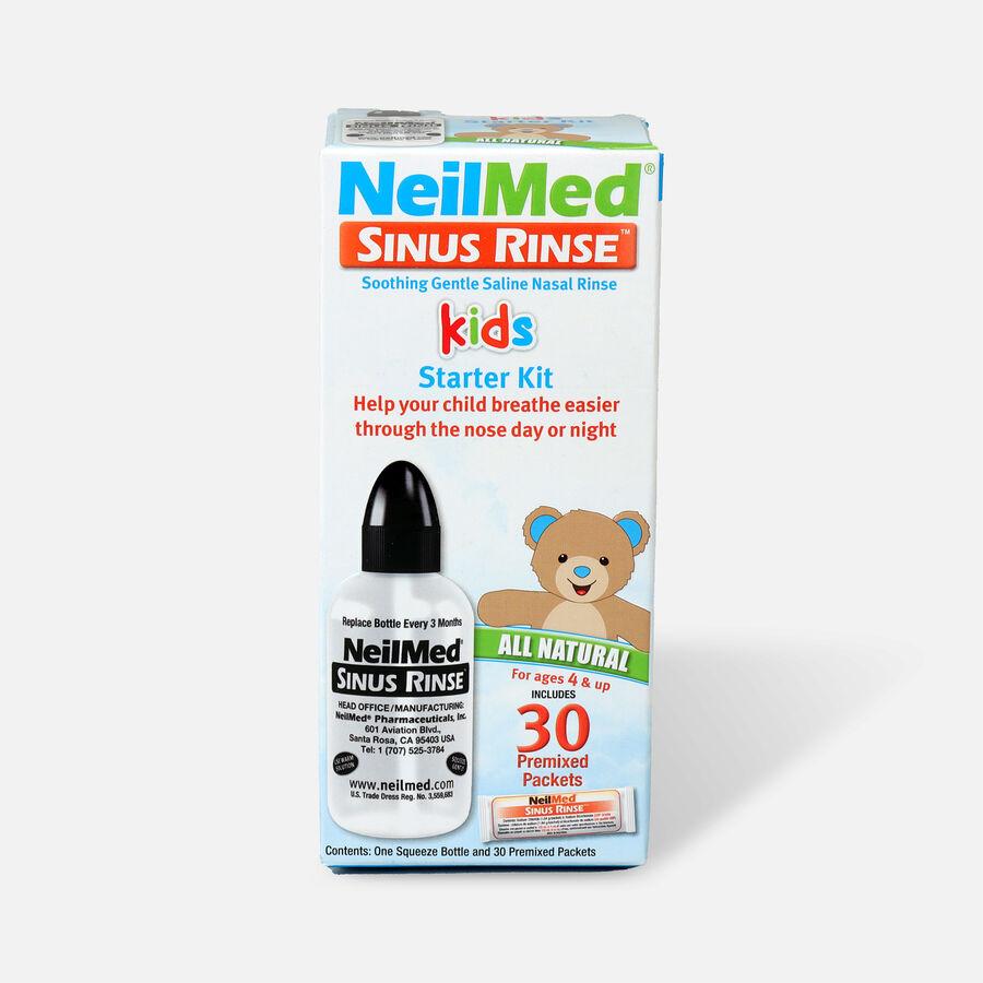NeilMed Sinus Rinse Pediatric Starter Kit, , large image number 0