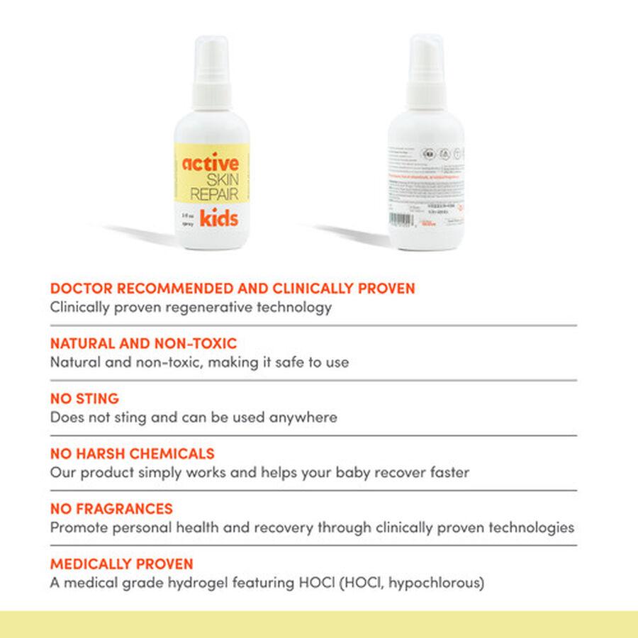 Active Skin Repair Kids Spray 3oz., , large image number 5