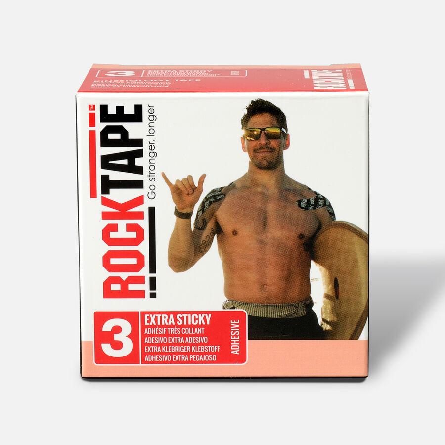 RockTape H2O Extra Sticky Roll, Beige, 2 in x 16.4 ft, Beige, large image number 0