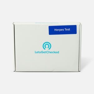 LetsGetChecked At Home Herpes Test