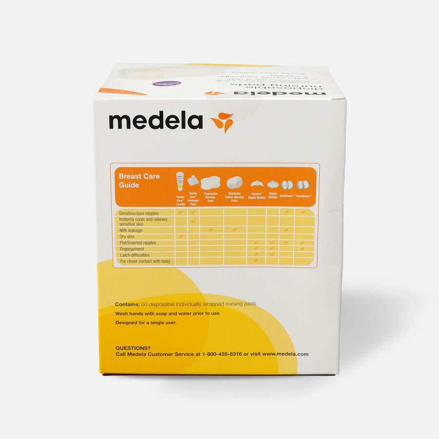 Medela Disposable Nursing Bra Pads, 60 ea, , large image number 1
