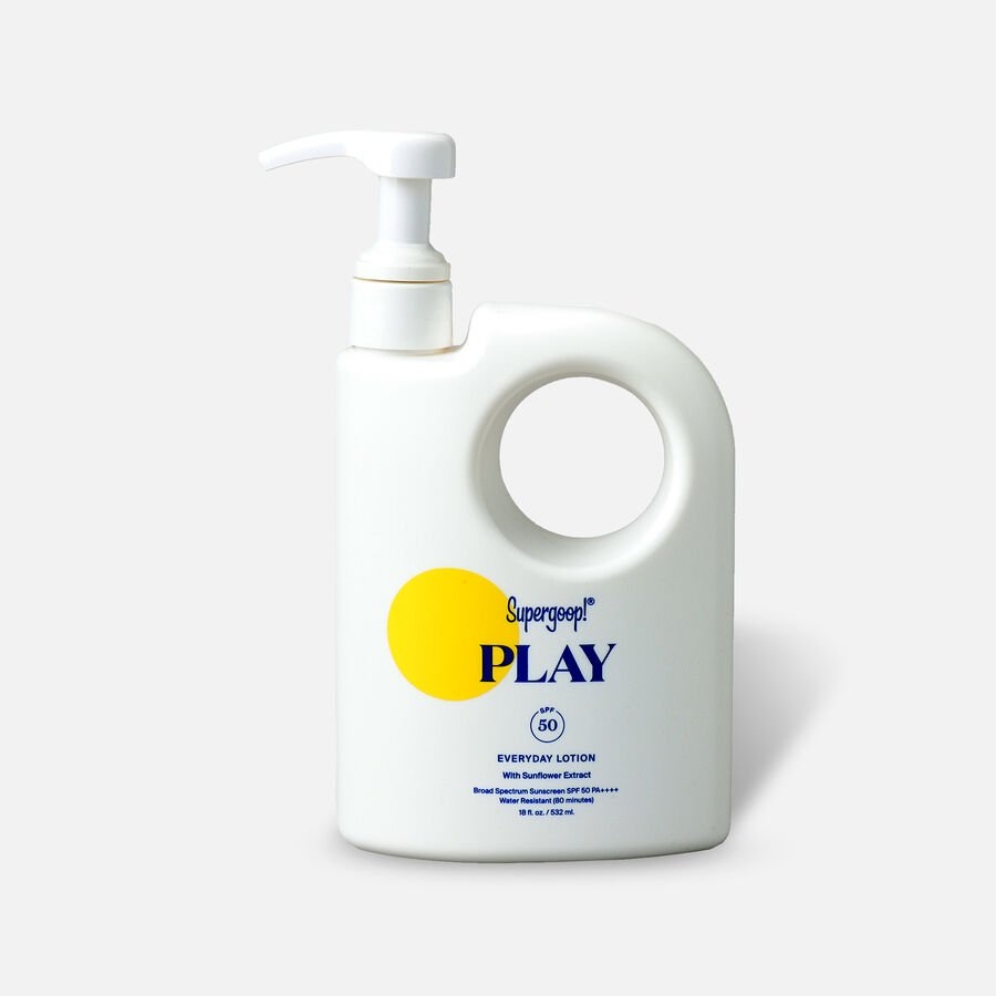 Supergoop! PLAY Everyday Lotion SPF 50 with Sunflower Extract, , large image number 0