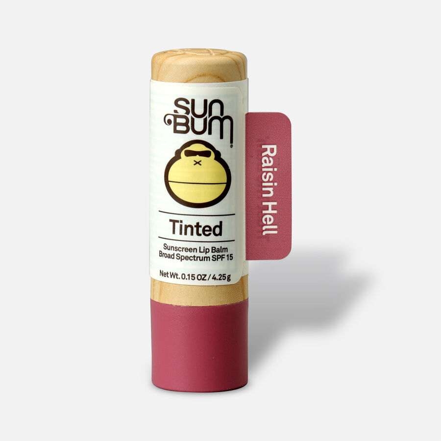 Sun Bum SPF 15 Tinted Lip Balm, .15 oz, , large image number 4