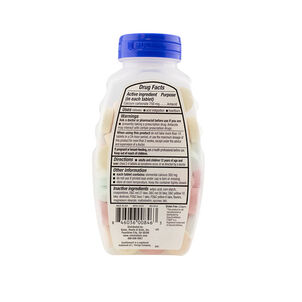 GoodSense® Antacid Calcium Extra Strength Chew Tabs, Asst Fruit, 96 ct