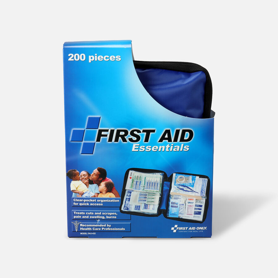 First Aid Only All Purpose First Aid Kit, Softpack, 200 pc, , large image number 0