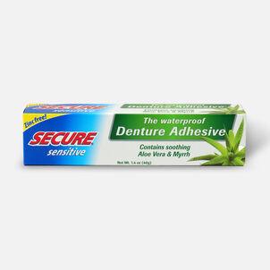 SECURE Denture Adhesive Sensitive 1.4oz