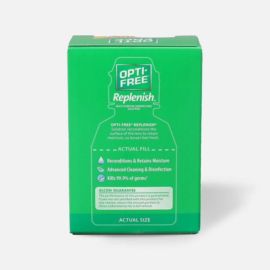 Opti Free Replenish Disinfecting Solution, Multi-Purpose, 2 fl oz, , large image number 1