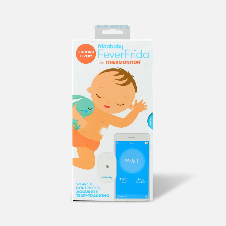 FeverFrida the Thermonitor Smart Temp Tracker, , large image number 0