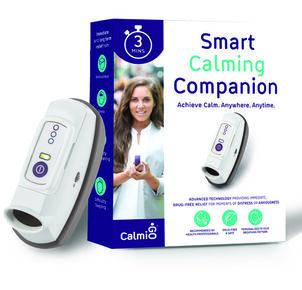 CalmiGo - Smart Calming Companion, Gray