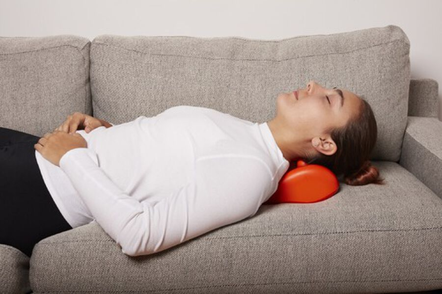 Kanjo Acupressure Neck Pain Relief Cushion, , large image number 4