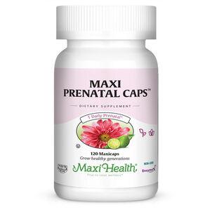 Maxi Health Maxi Prenatal Caps