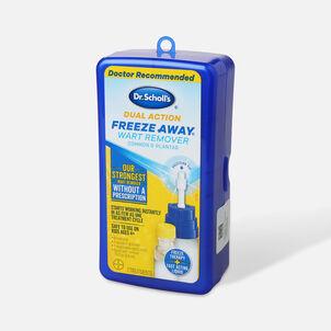 Dr. Scholl's Dual Action Freeze Away, 1 kit