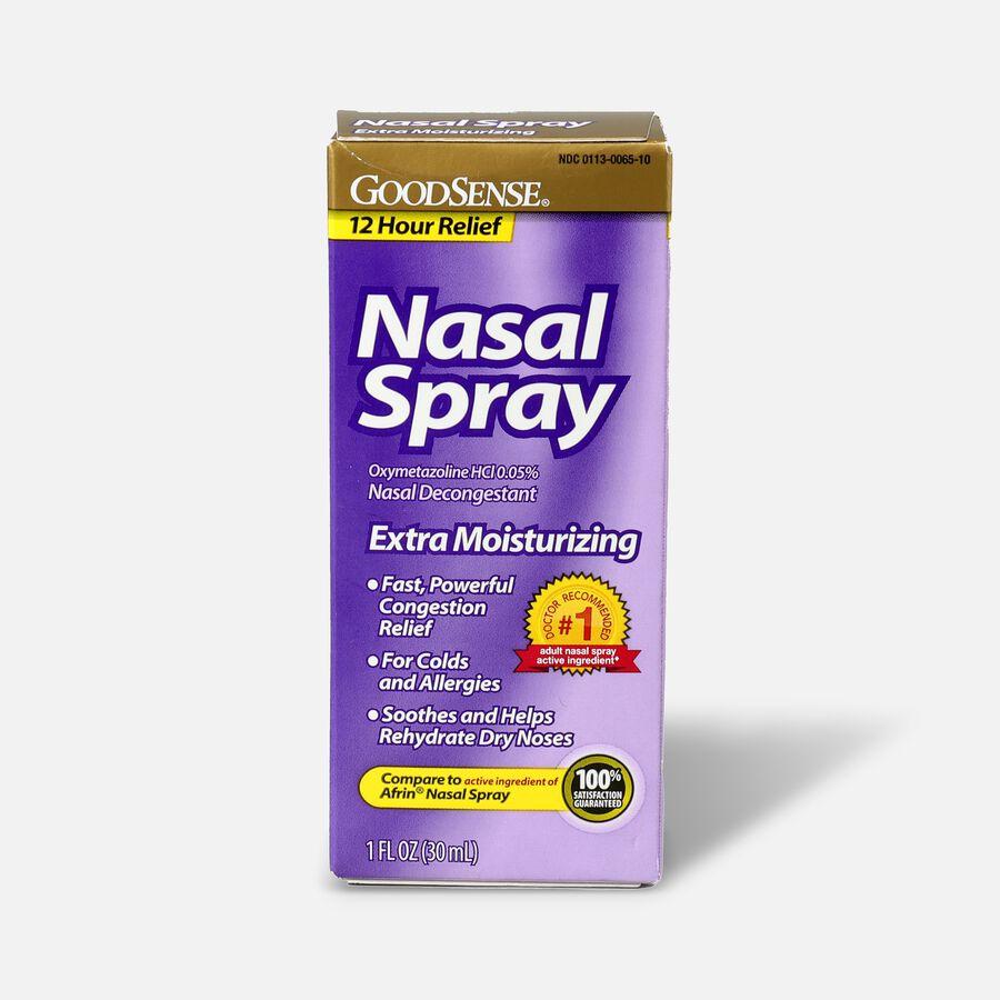 GoodSense® Nasal Spray Extra Moisturizing 12-Hour, 1 oz, , large image number 0