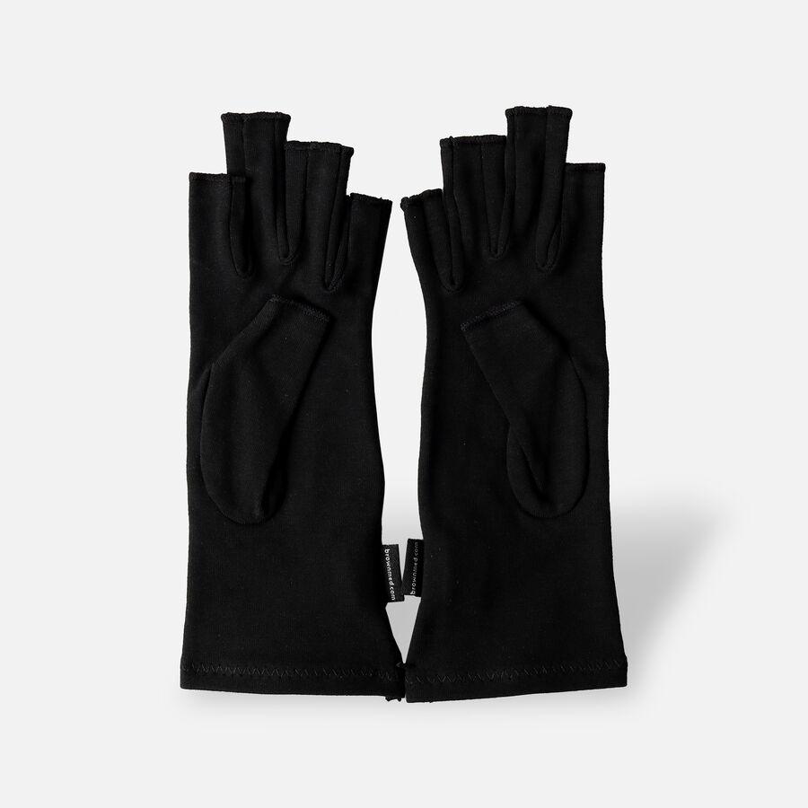IMAK Compression Arthritis Gloves, Black, , large image number 5