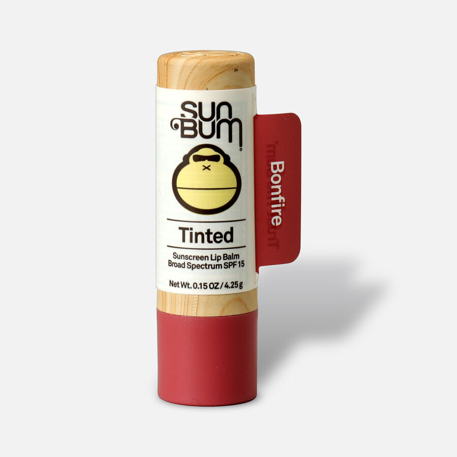 Sun Bum SPF 15 Tinted Lip Balm, .15 oz, , large image number 0
