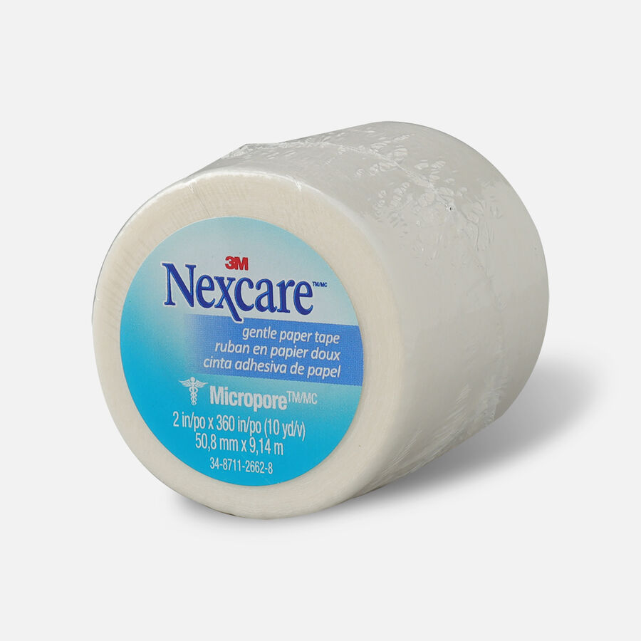 """Nexcare Gentle Paper Tape 2"""" x 10 yds.- 1ct, , large image number 2"""
