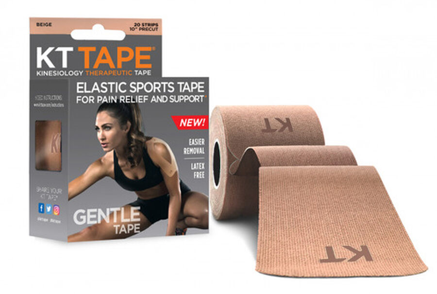 KT Tape Gentle Cotton Kinesiology Tape, , large image number 2