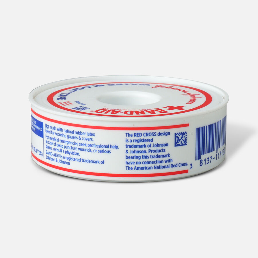 Band-Aid First Aid Water Block Tape - 1ct, , large image number 3