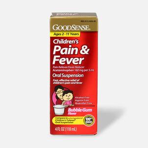 GoodSense® Child Pain Relief 160 mg Liquid, 4 fl oz
