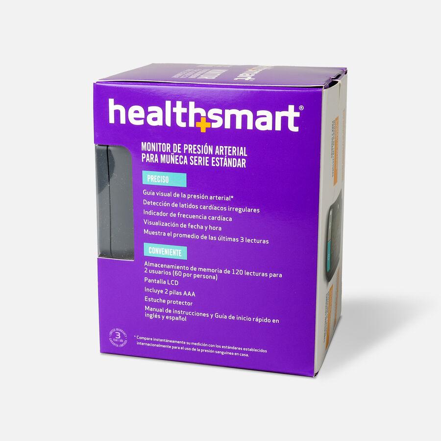 HealthSmart Standard Series LCD Wrist Digital Blood Pressure Monitor, , large image number 4