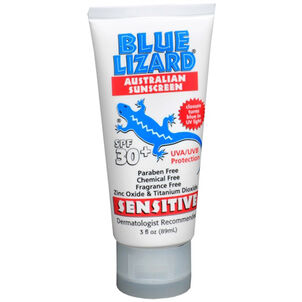 Blue Lizard Sensitive Australian Sunscreen, SPF 30+, 3 fl oz
