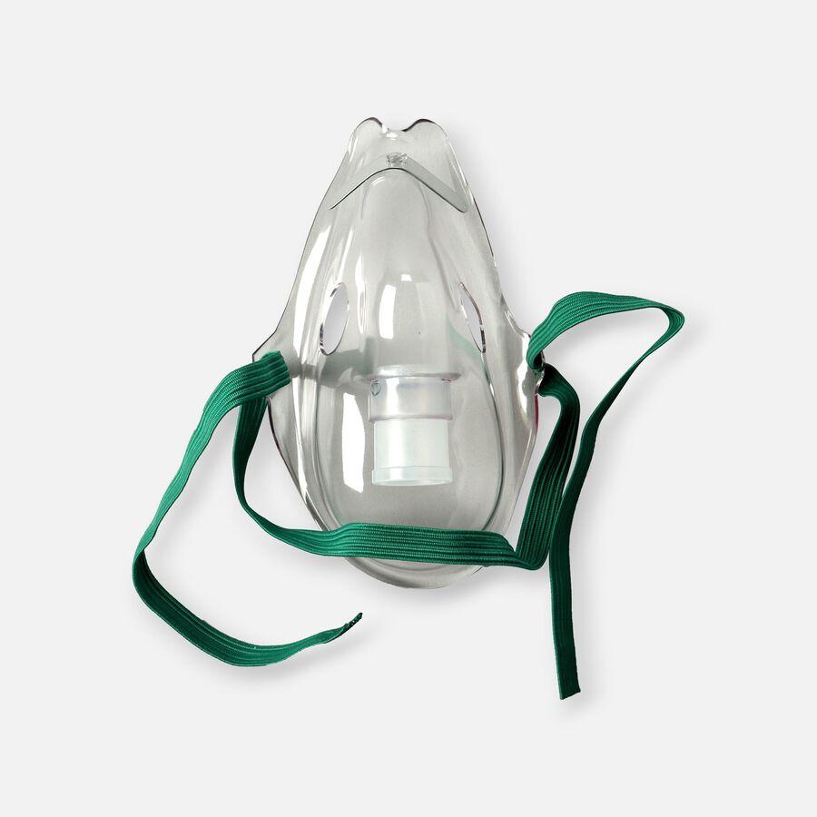 OMRON 9920 Adult Nebulizers Mask for NEU22V, , large image number 1