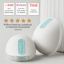 Willow Generation 3 Wearable Double Electric Breast Pump - White, , large image number 11
