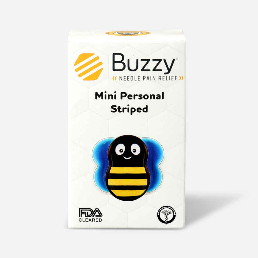 Buzzy® Mini Shotblocker Kit, Striped, , large image number 0