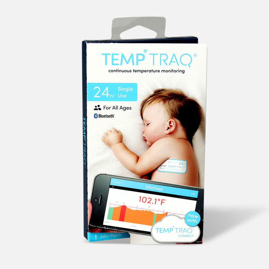 TempTraq BabyThermometer Patch, , large image number 0