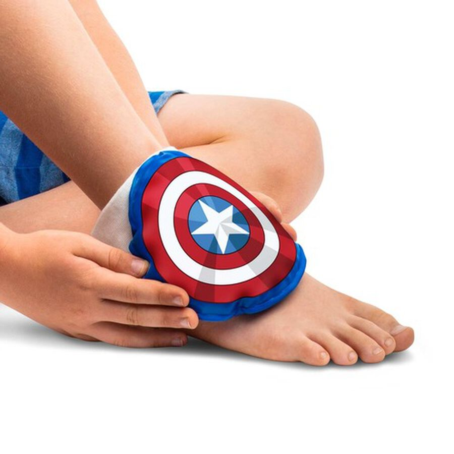 DonJoy Marvel Reusable Cold Pack - Captain America, , large image number 3