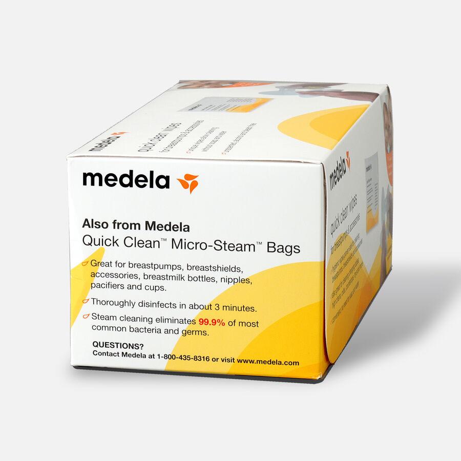 Medela Quick Clean Wipes, 40 ea, , large image number 1