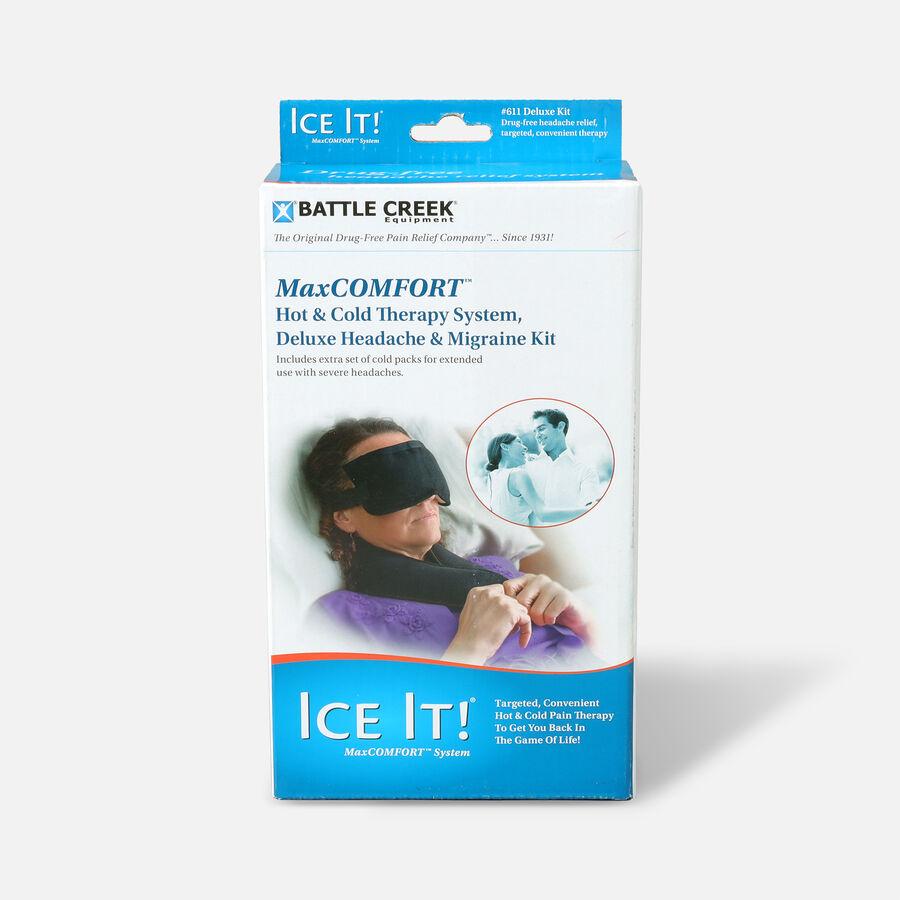 Battle Creek Migraine & Headache Deluxe Kit, , large image number 0