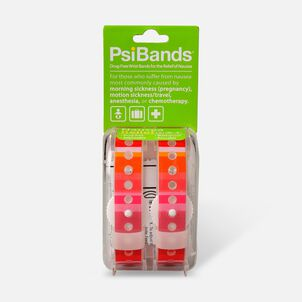 Psi Bands Nausea Relief Wrist Bands - Color Play