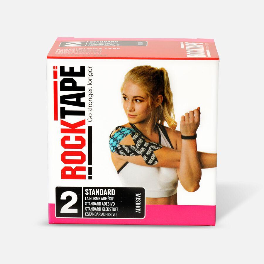 "RockTape Kinesiology Tape, 2"" x 16.4' Roll, Medical, Pink, , large image number 0"