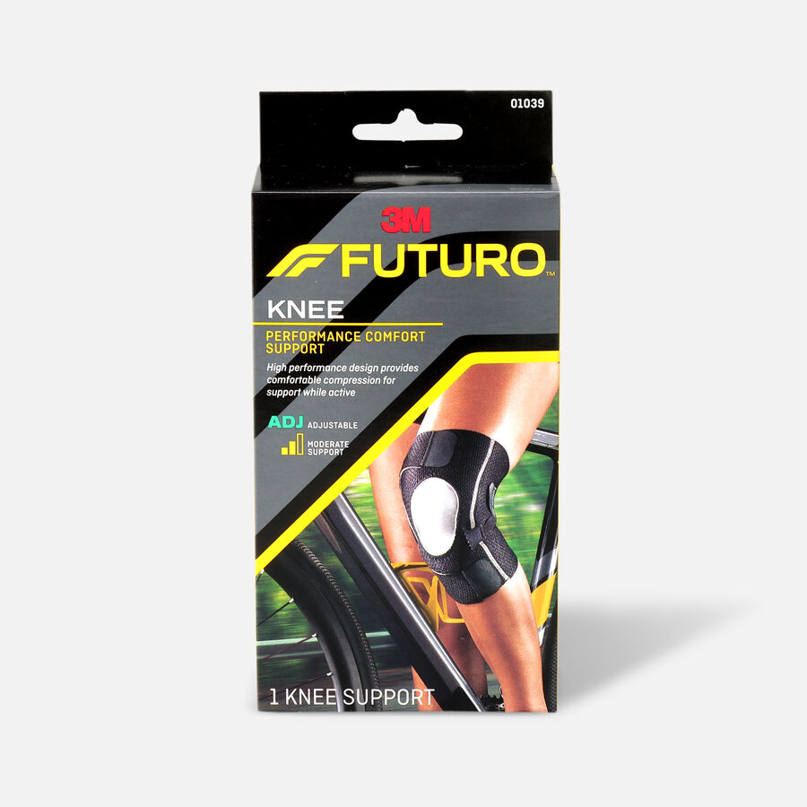 FUTURO Infinity Precision Fit Knee Support, 1 ea, , large image number 0