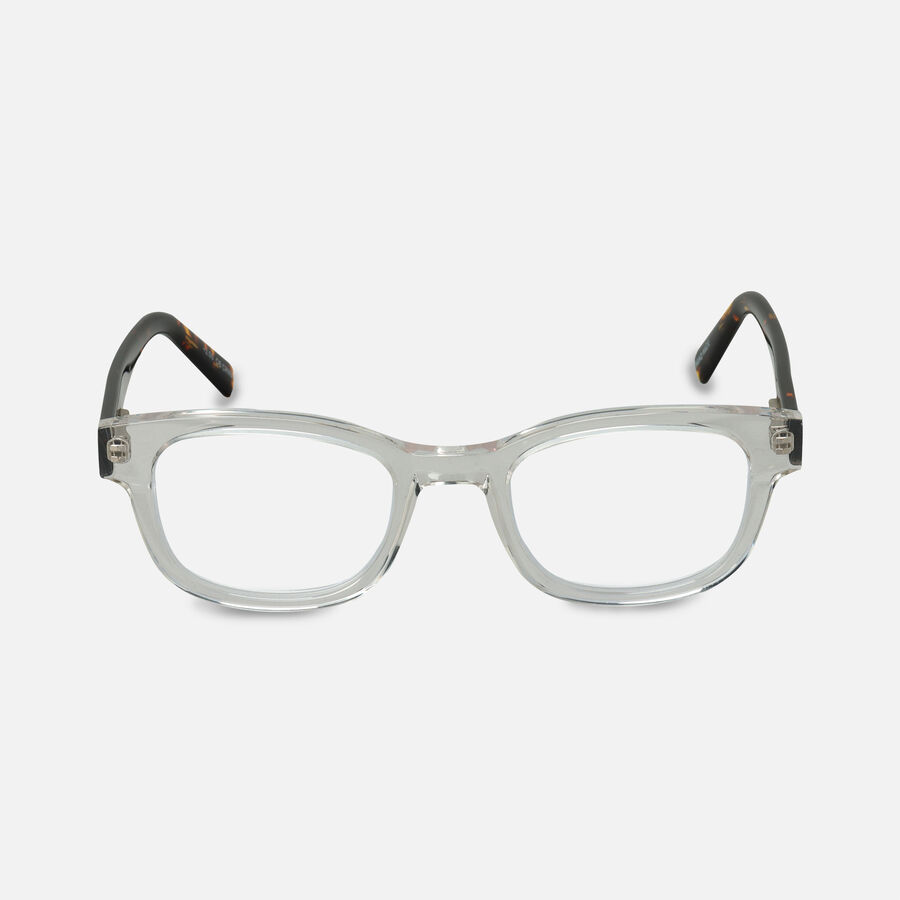 EyeBobs Butch Reading Glasses,Clear, , large image number 4