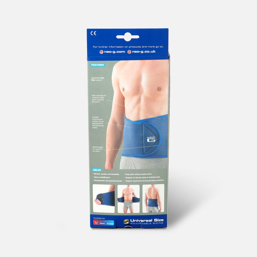 Neo G Waist/Back Support, One Size, , large image number 1