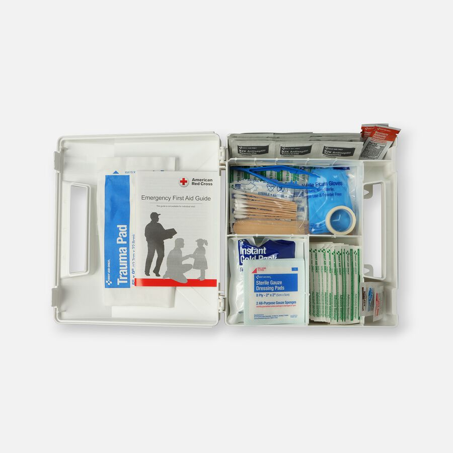 First Aid Kit Essentials, 131 Pc, , large image number 0